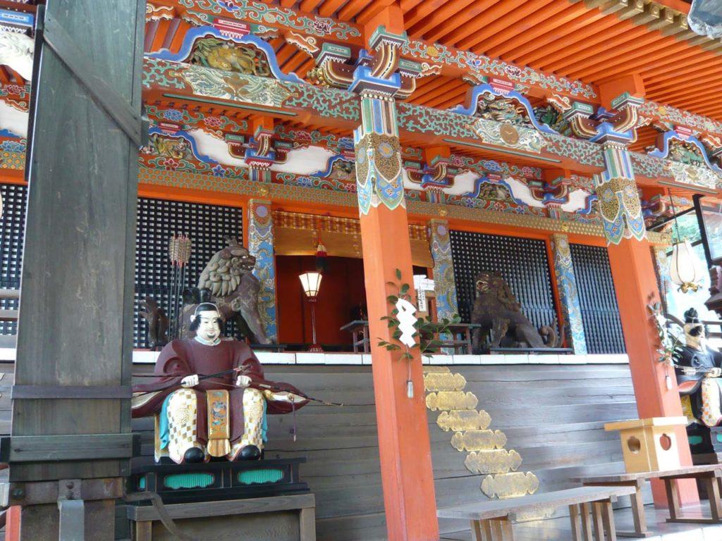 御香宮神社 本殿