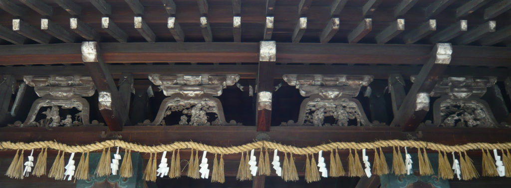 御香宮神社 表門