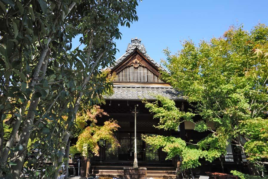 勝林寺 本堂