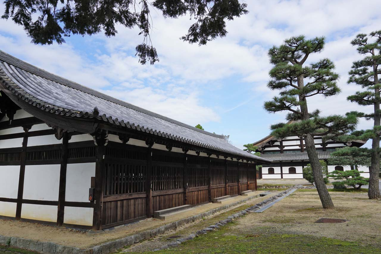 東福寺 東司