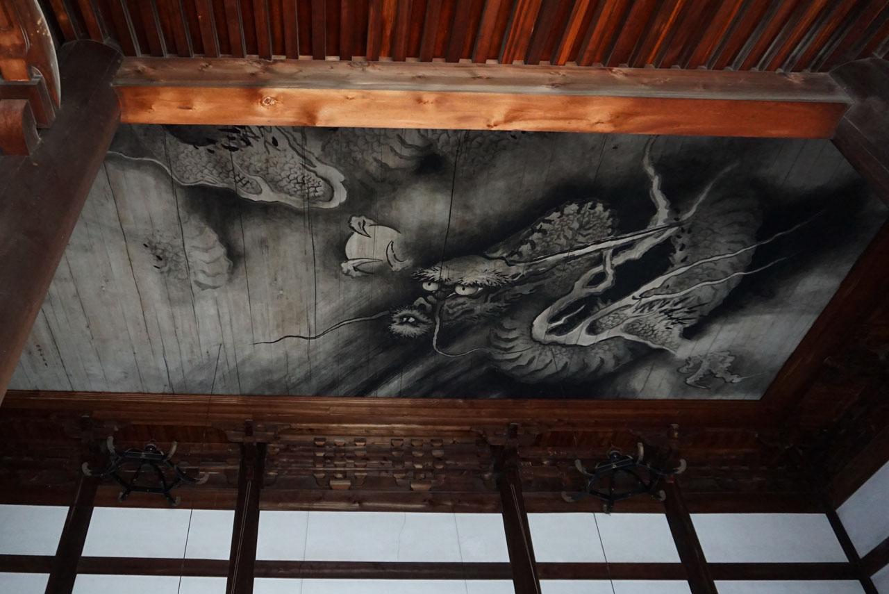 東福寺本堂 天井画