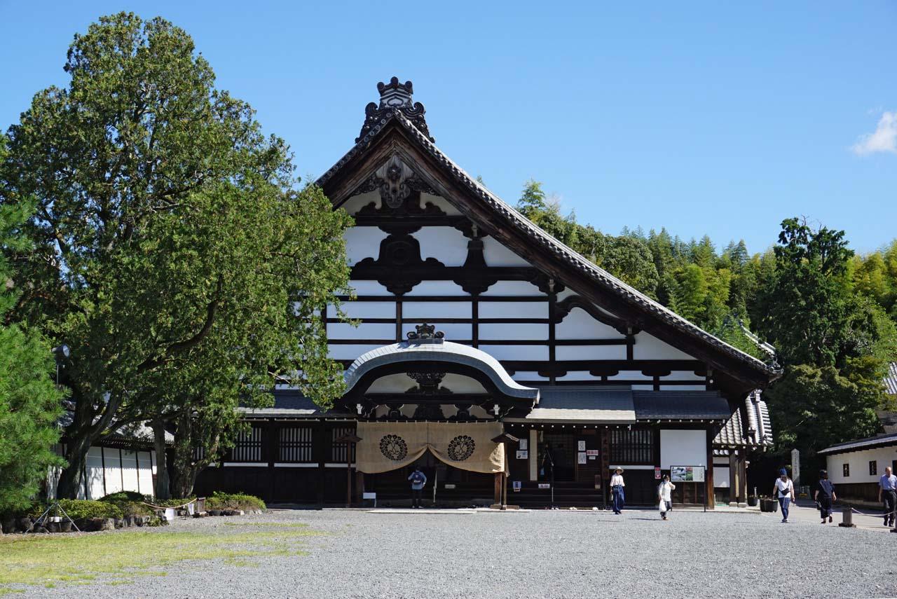 東福寺 庫裡