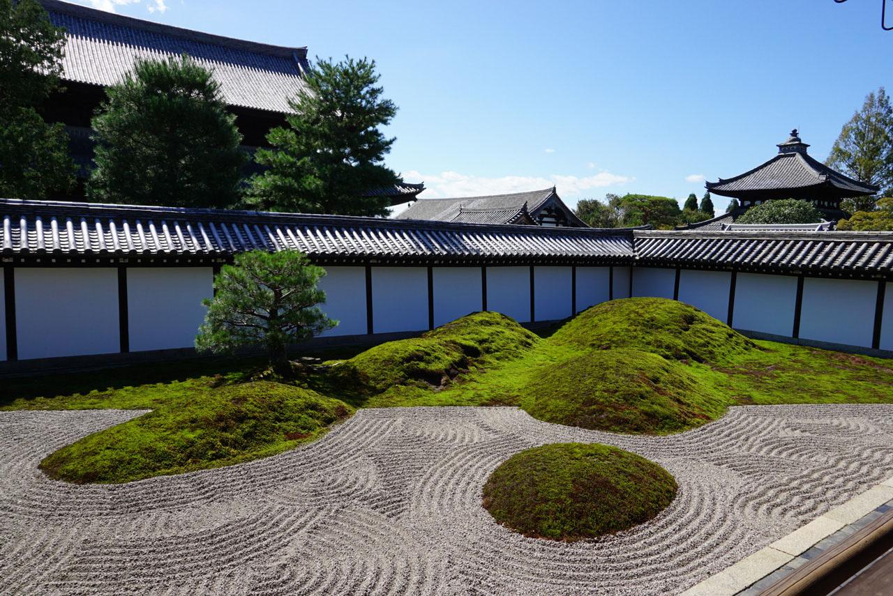 東福寺本坊庭園 南庭