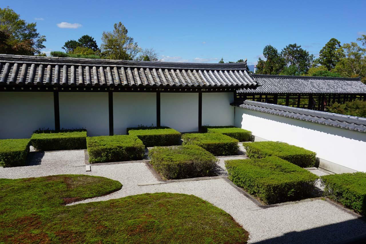 東福寺本坊庭園 西庭