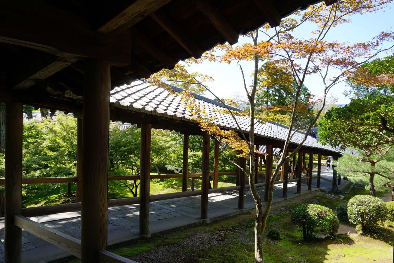 東福寺 回廊