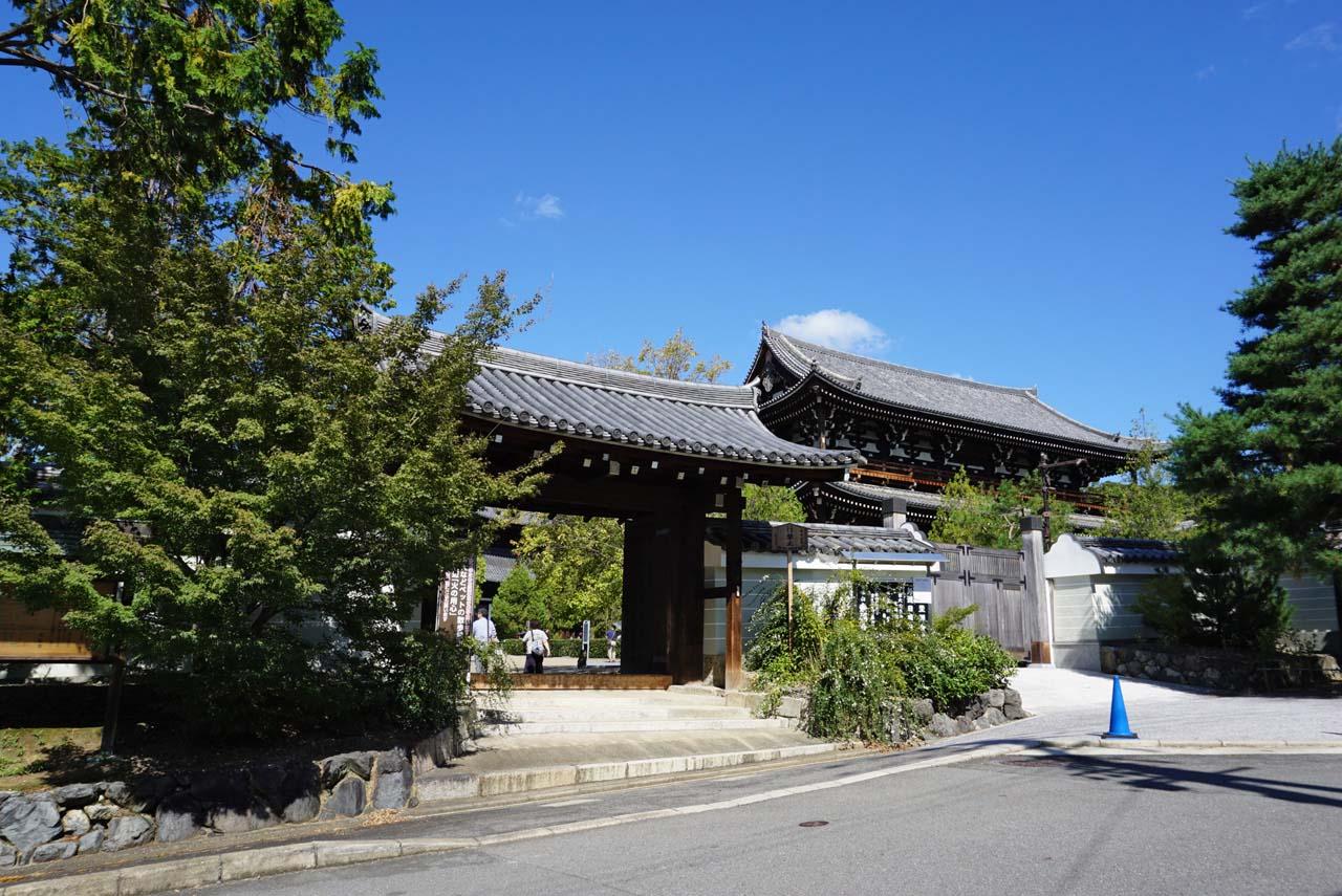 東福寺 六波羅門