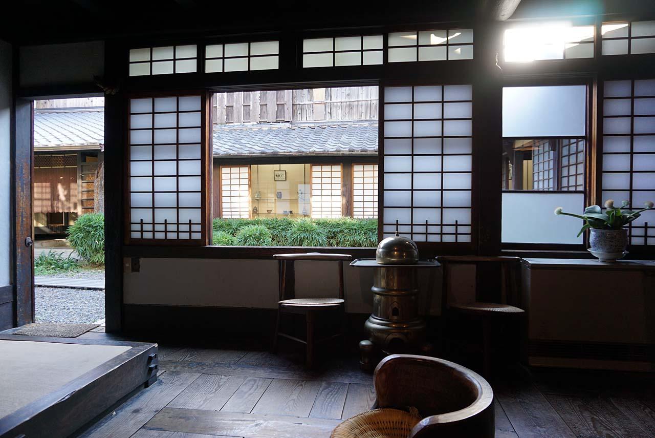 河井寛次郎記念館 内観