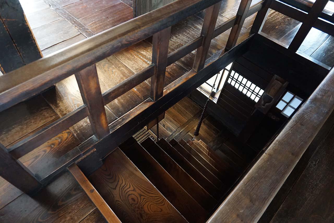 河井寛次郎記念館 階段