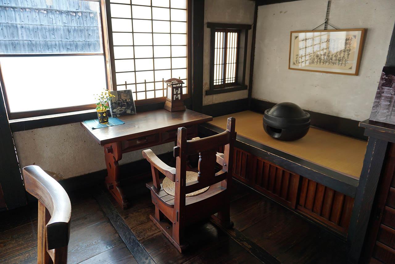 河井寛次郎記念館 2階