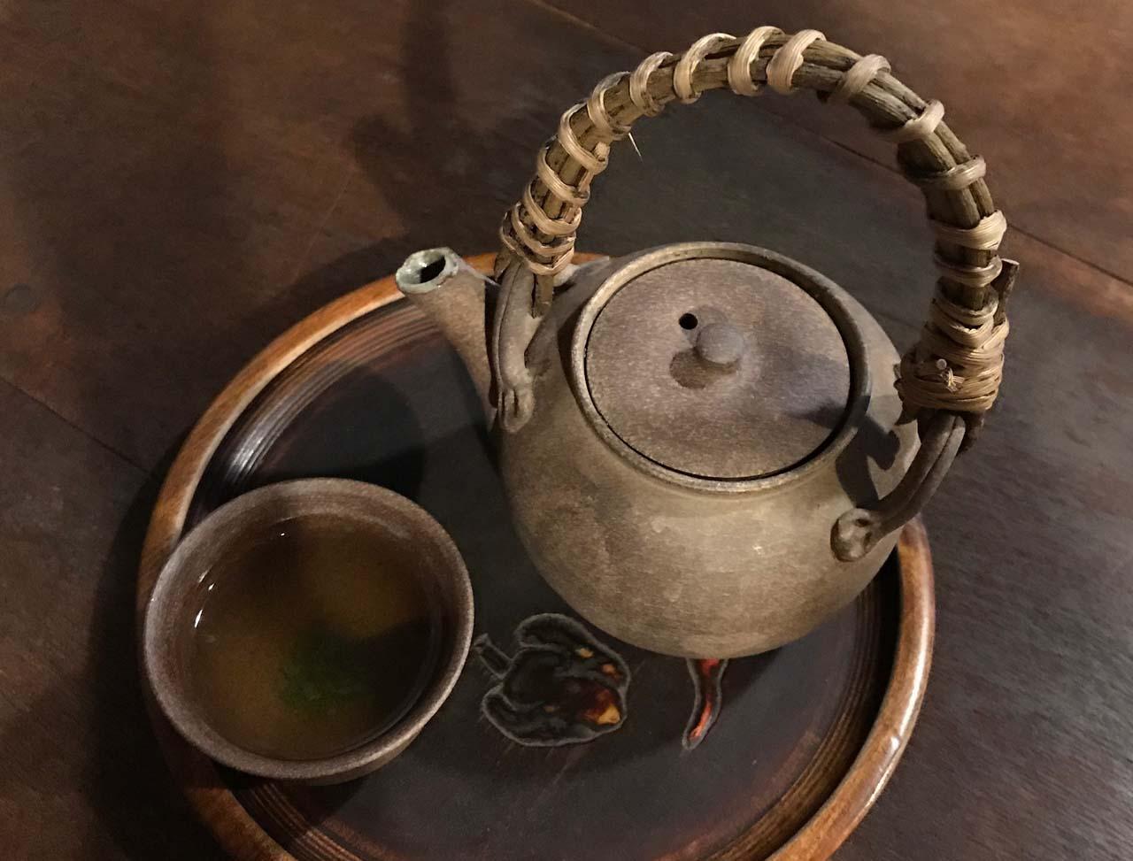 かさぎ屋 茶器