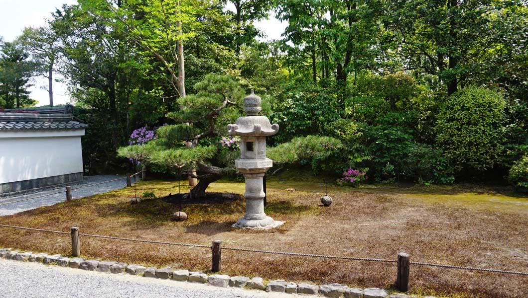 方丈前の庭
