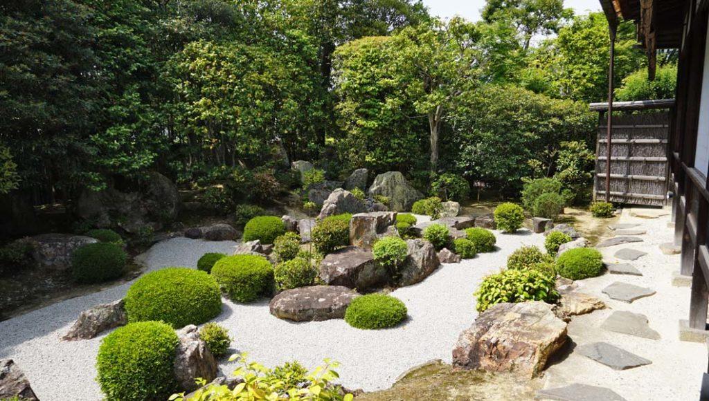 狩野元信の庭