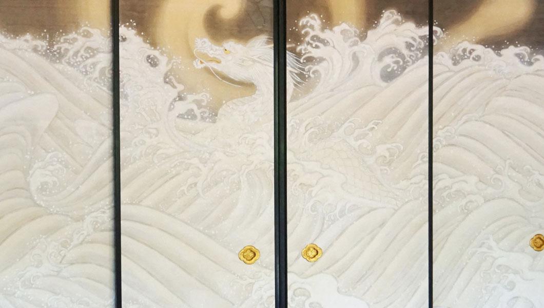 圓徳院 襖絵