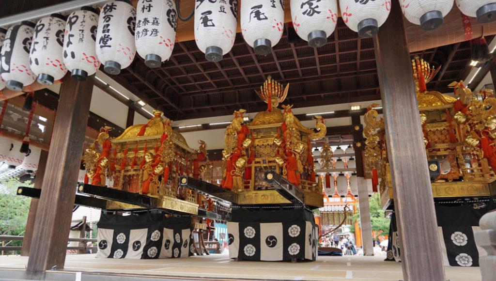 祇園祭 神輿