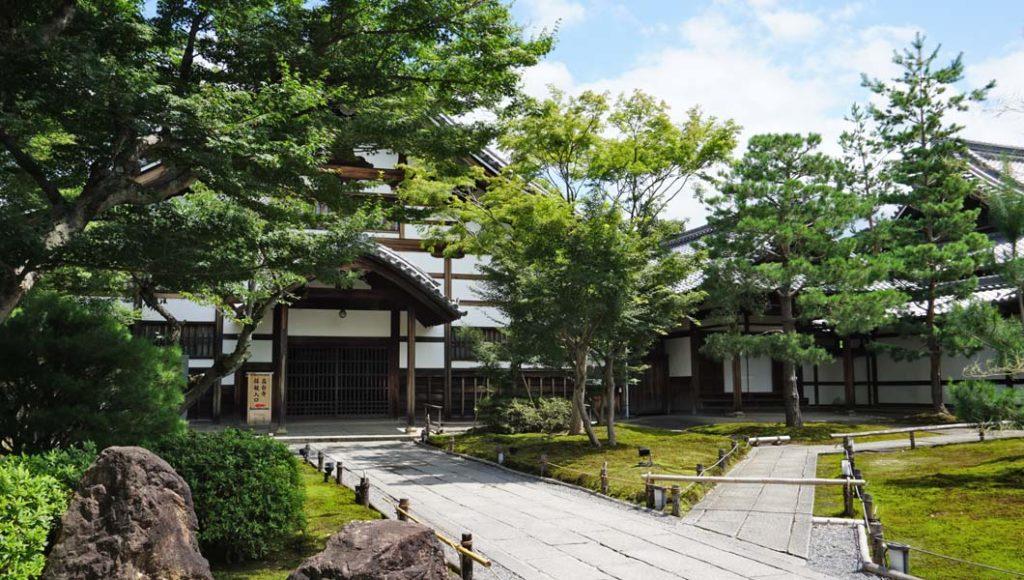 高台寺 入口