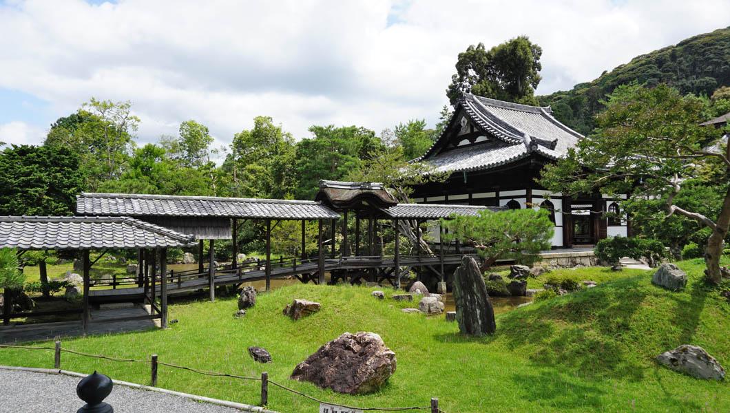 高台寺名勝庭園 観月台