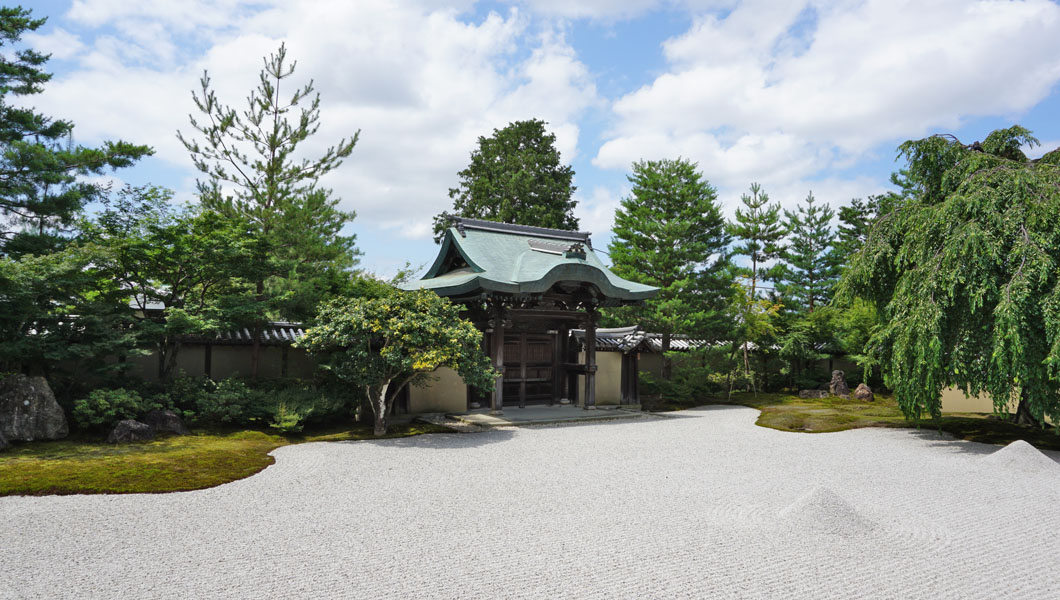 高台寺 方丈前庭