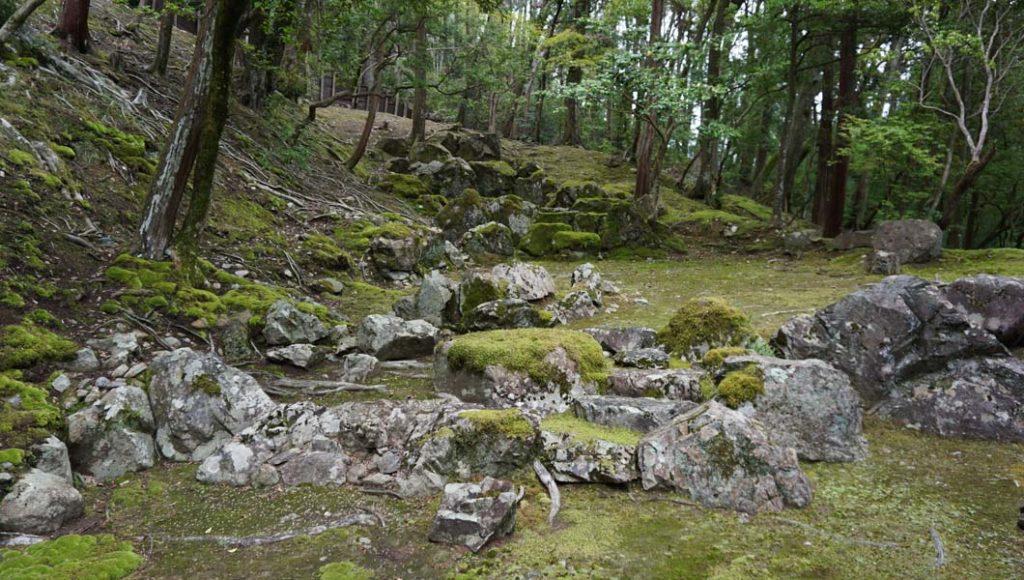 西芳寺 枯山水