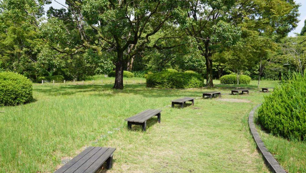 伏見桃山城 公園