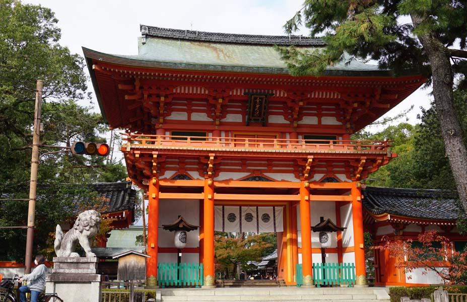 今宮神社楼門