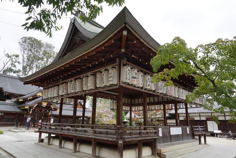 今宮神社 拝殿