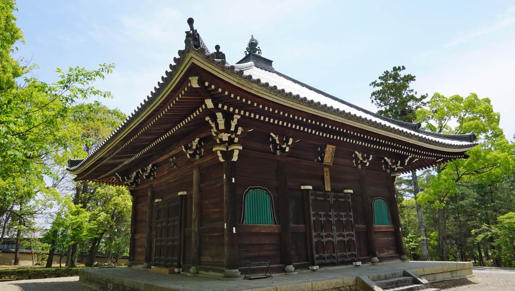 仁和寺経蔵