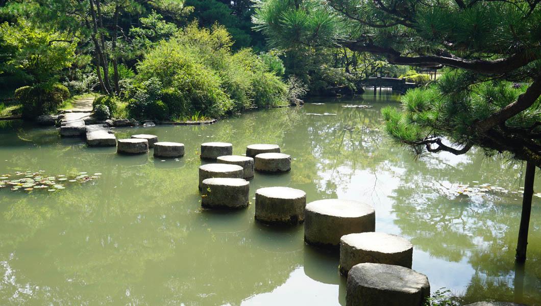 平安神宮 中苑