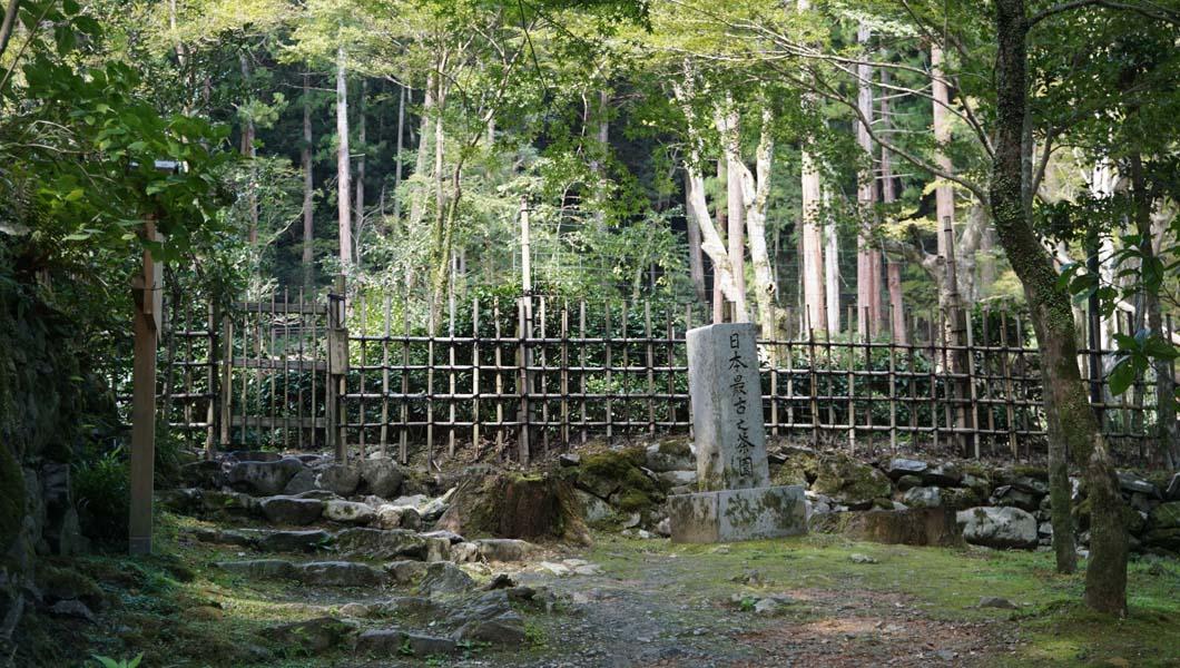 高山寺 最古の茶園