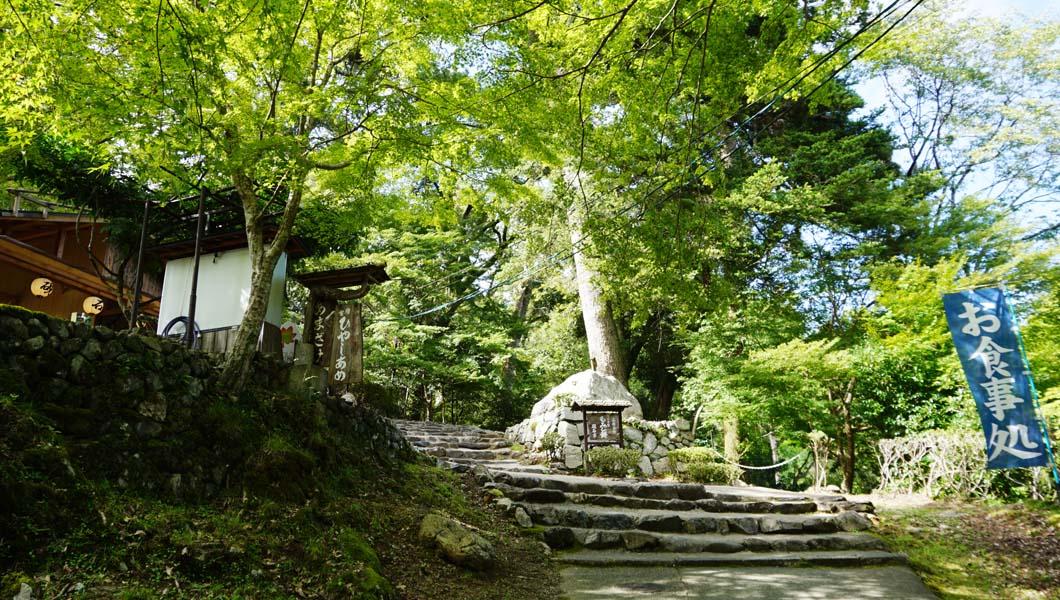 神護寺参道2