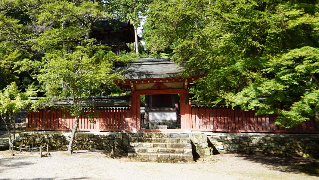 神護寺 和気公霊廟