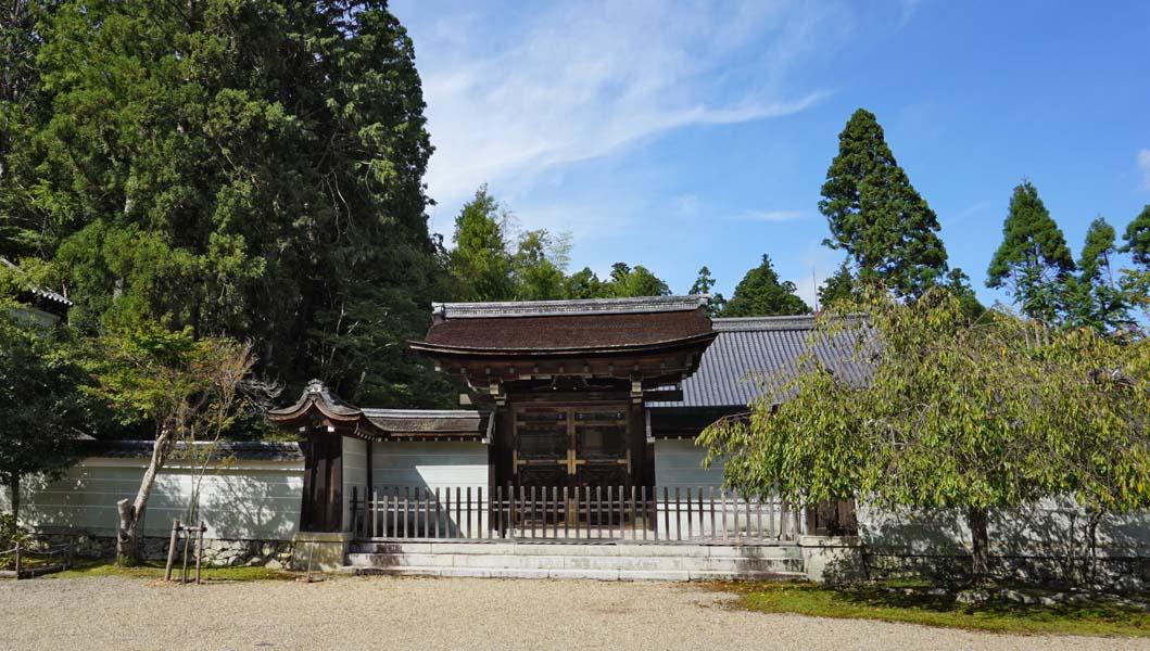 神護寺 書院