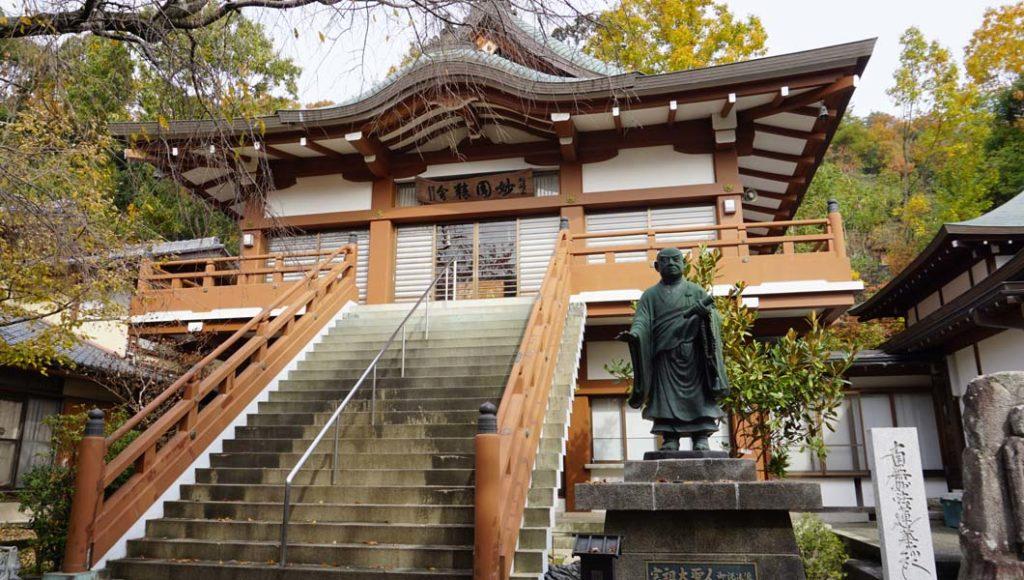 妙円寺 本堂