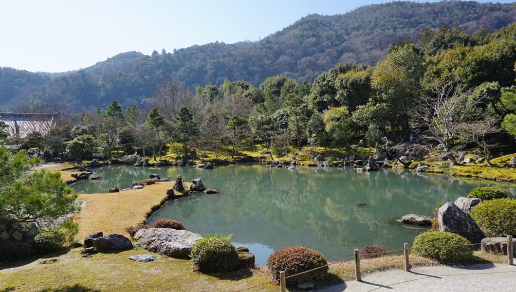 曹源池庭園