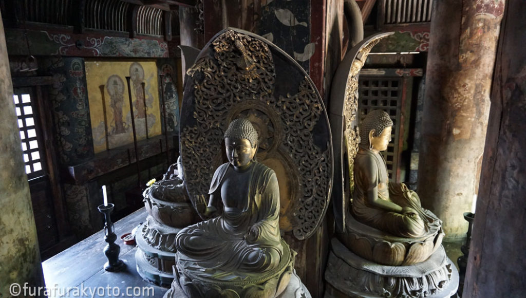 法観寺 [八坂の塔] 仏像