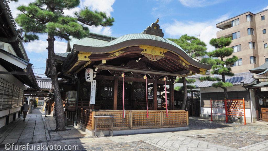 京都ゑびす神社 本殿