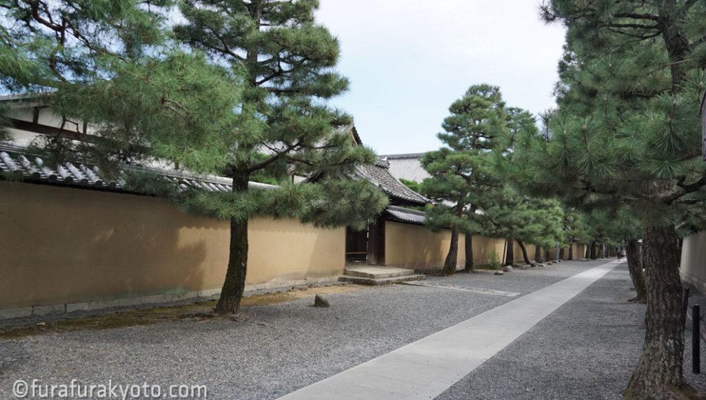 大徳寺 参道