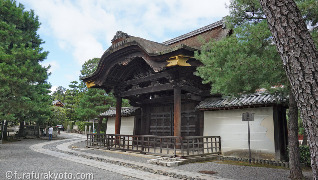 大徳寺 勅使門