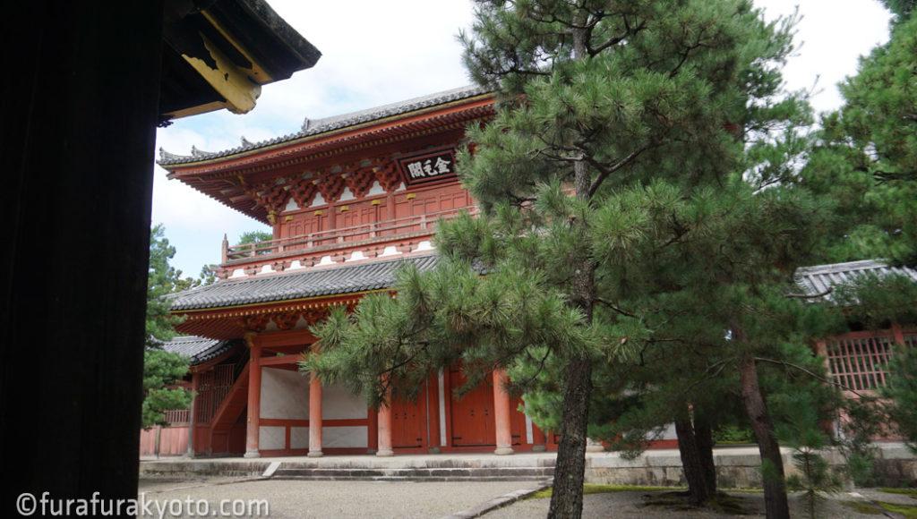 大徳寺 山門