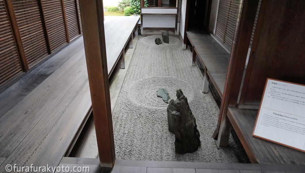 龍源院 日本最小の石庭