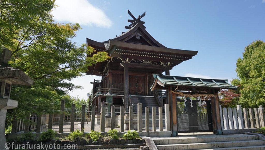 乃木神社 本殿