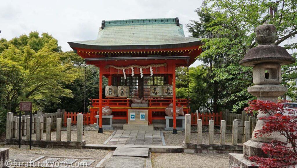 乃木神社 山城ゑびす神社