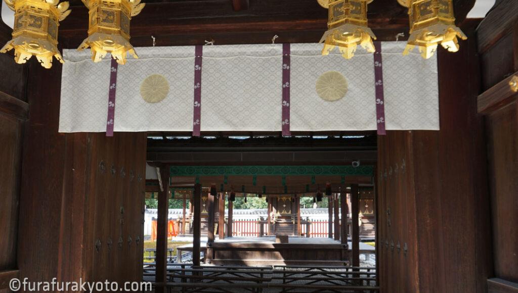 下鴨神社 三井神社